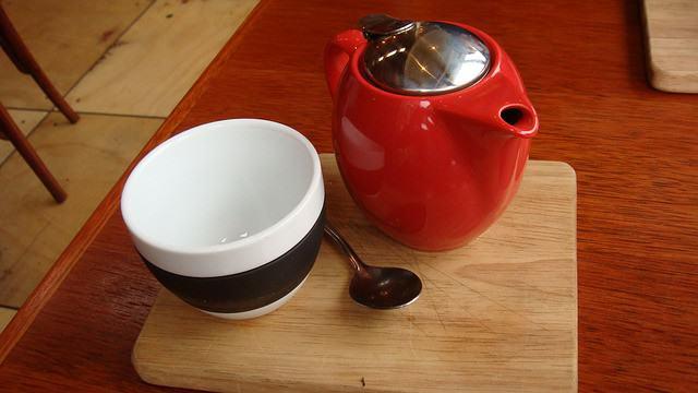 czerwona herbata, odchudzające herbatki