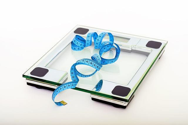 odchudzać się, schudnąć 2kg