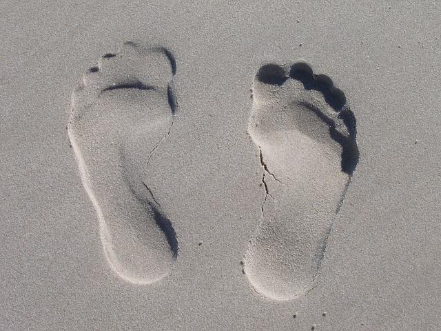 sposoby na bolące stopy