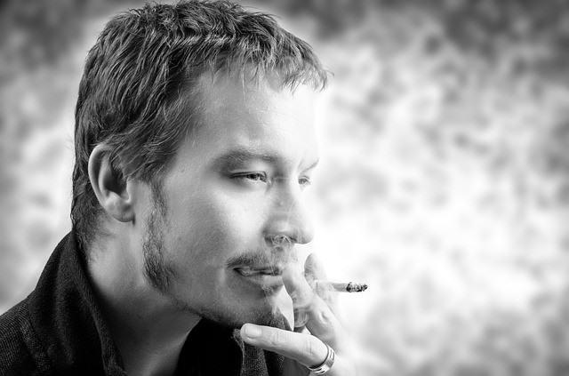 czy paląc papierosy schudnę