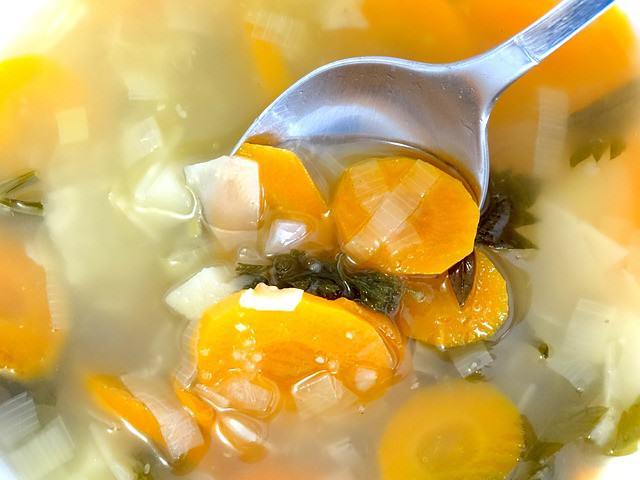 dieta oczyszczająca organizm z toksyn, zupy na odchudzanie