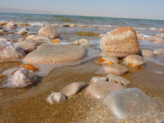 terapie klimatyczne nad morzem martwym