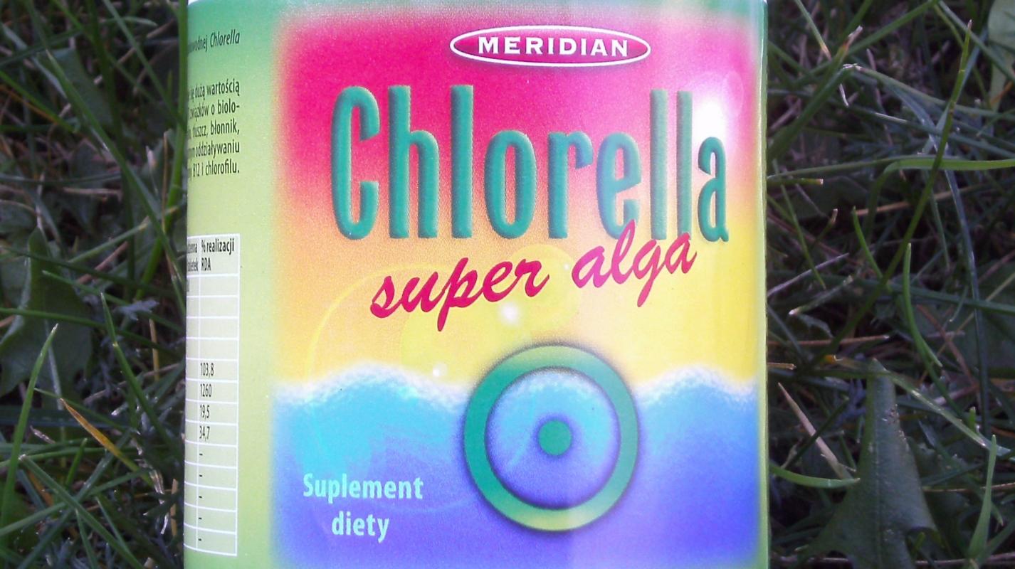 chlorella właściwości
