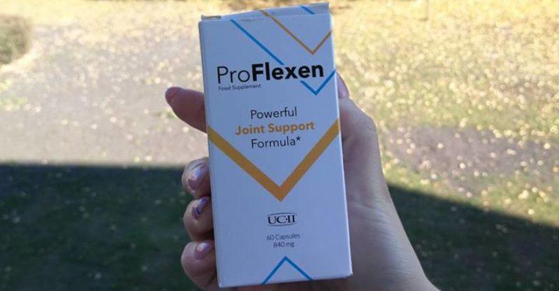 proflexen tabletki na stawy opinie